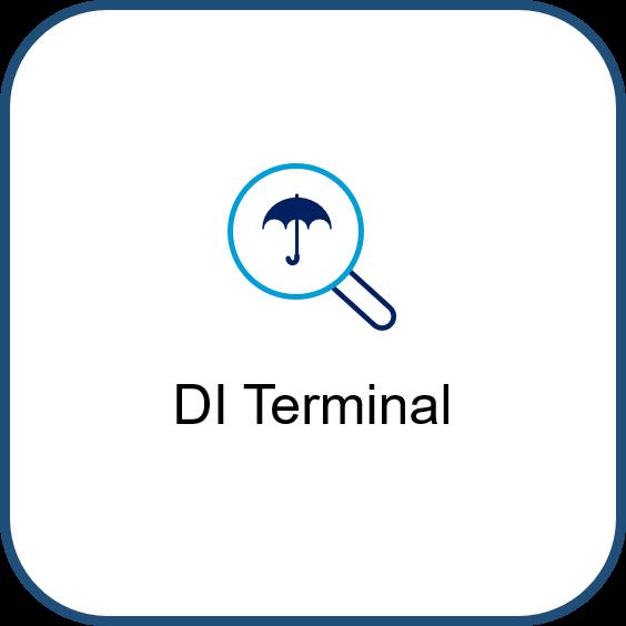 DIAG24 - Login DI Terminal